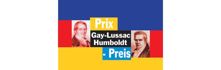 #Bewerbungsaufruf für den Gay-Lussac-Humboldt-Preis 2018