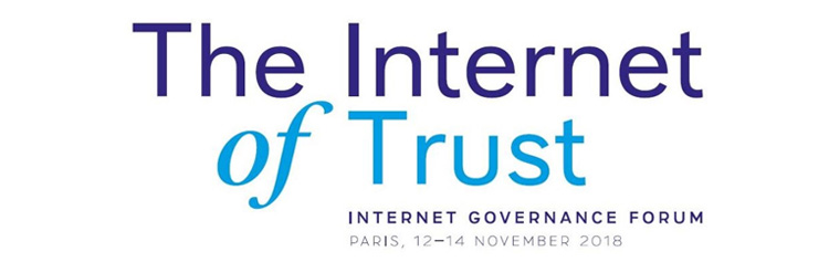 Internet Governance Forum in Paris vom 12. bis zum 14. November 2018