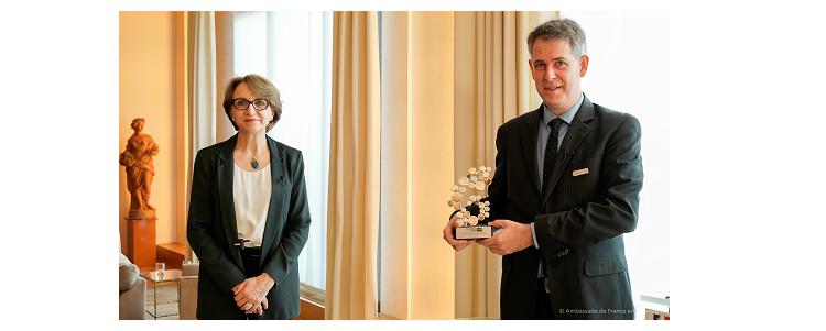 Der renommierte Léopold-Griffuel-Preis geht 2021 an den Direktor des Hopp-Kindertumorzentrums Heidelberg, Stefan Pfister, für seine Arbeiten zu Hirntumoren bei Kindern.